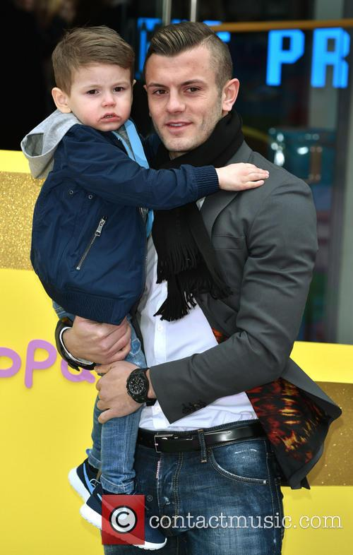jack Wilshere and Archie Wilshere 3