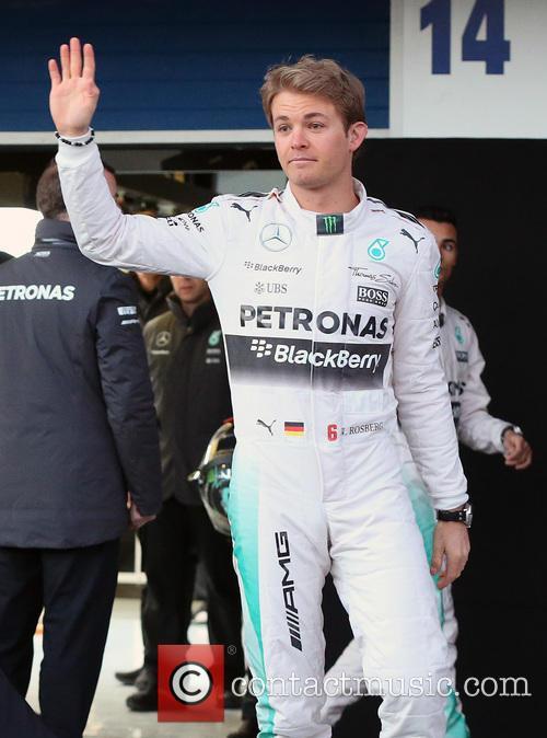 Nico Rosberg 2