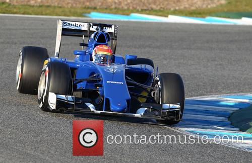Formula One and Felipe Nasr 4
