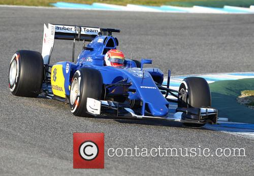 Formula One and Felipe Nasr 6
