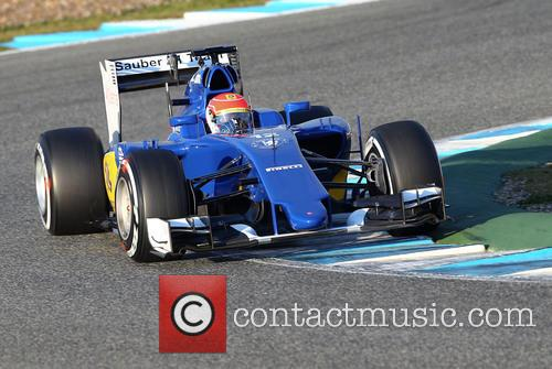 Formula One and Felipe Nasr 9
