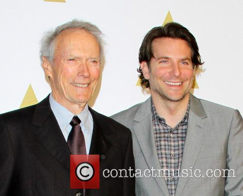 Clint Eastwood and Bradley Cooper 5