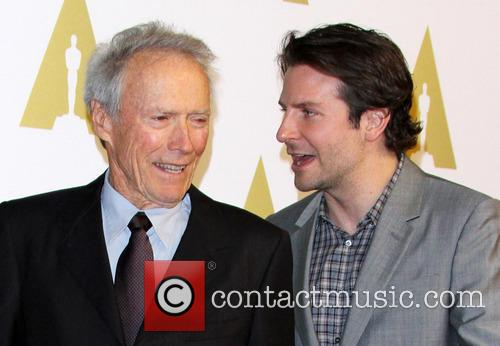 Clint Eastwood and Bradley Cooper 8