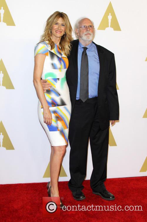 Laura Dern and Father Bruce Dern 2