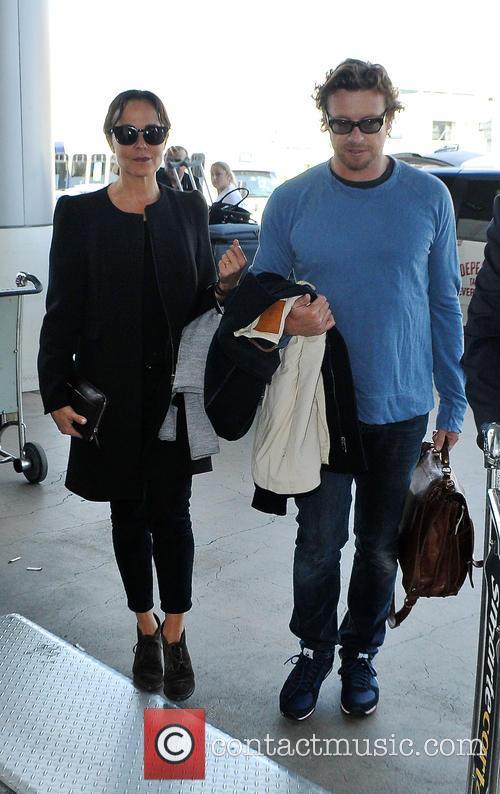 Simon Baker and Rebecca Rigg 3