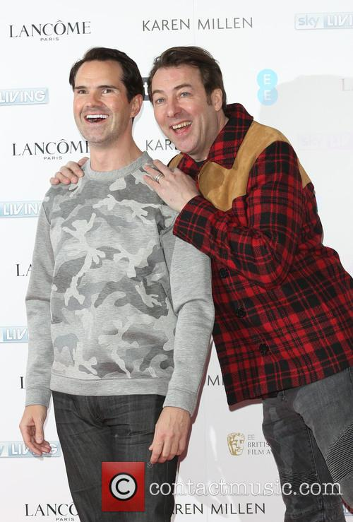 Jimmy Carr and Jonathan Ross 2