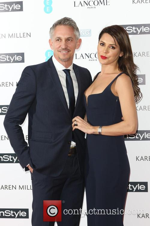 Gary Lineker and Danielle Bux 7