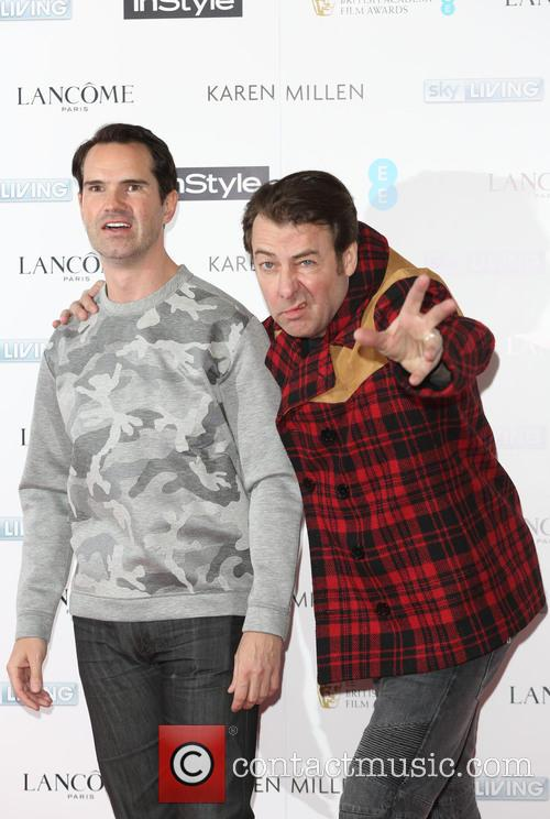 Jimmy Carr and Jonathan Ross 5
