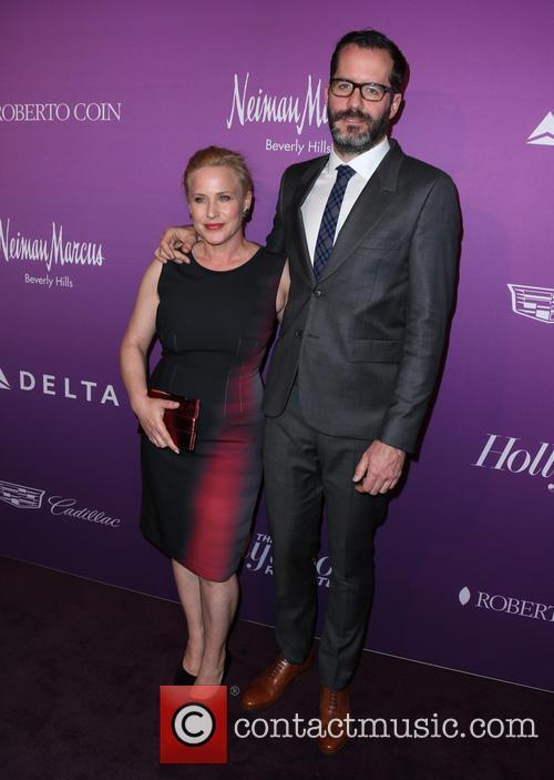 Patricia Arquette and Eric White 2
