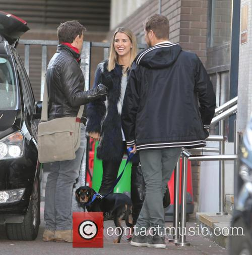Brian Mcfadden, Vogue Williams and Ben Shephard 4