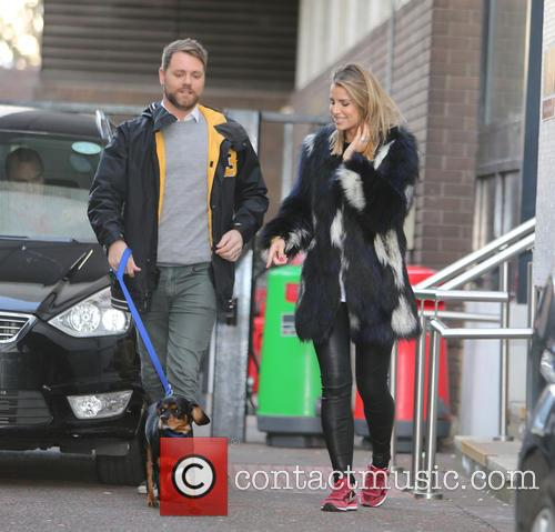 Brian Mcfadden and Vogue Williams 6