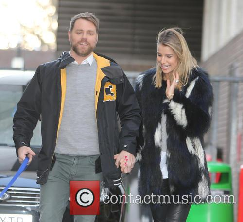 Brian Mcfadden and Vogue Williams 7