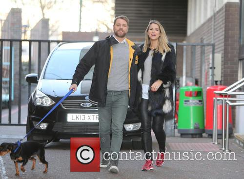 Brian Mcfadden and Vogue Williams 9
