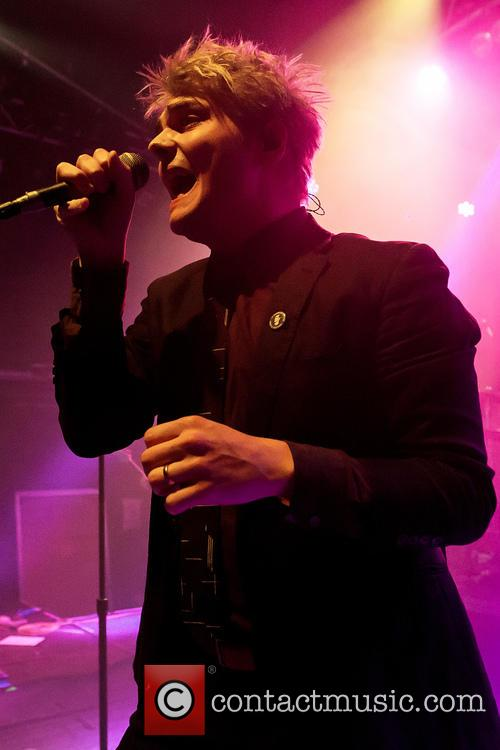 Gerard Way in concert
