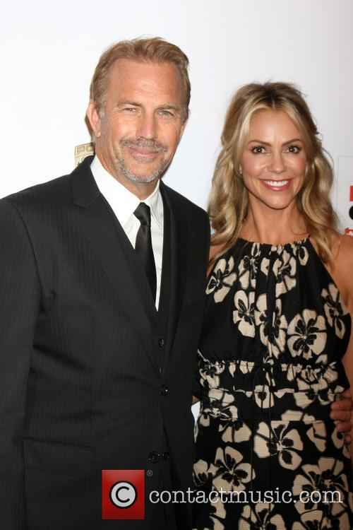 Kevin Costner and Christine Baumgartner 3