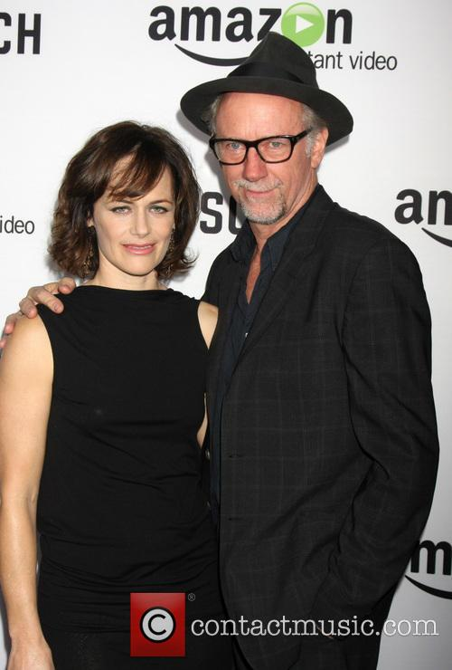 Sarah Clarke and Xander Berkeley 4