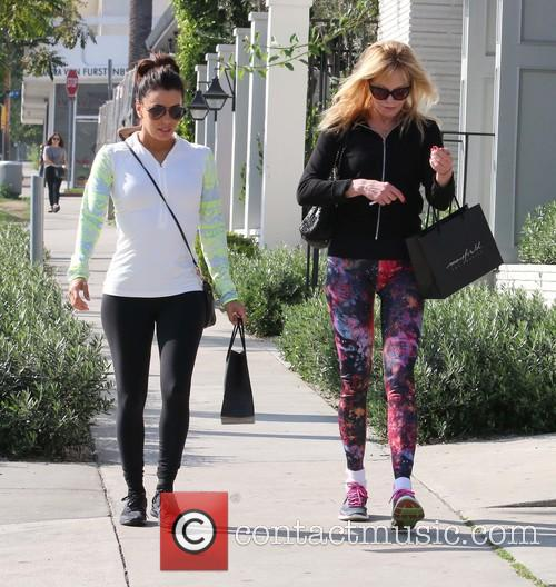 Eva Longoria and Melanie Griffith 5