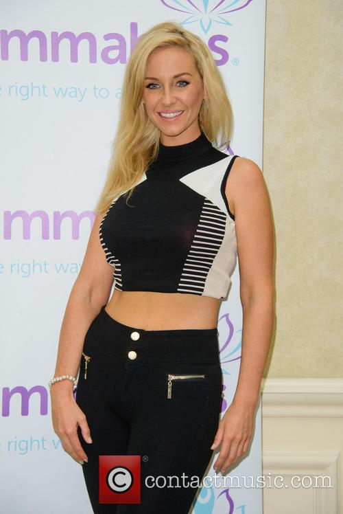 Josie Gibson launches her new dieting website 'Slimmables'