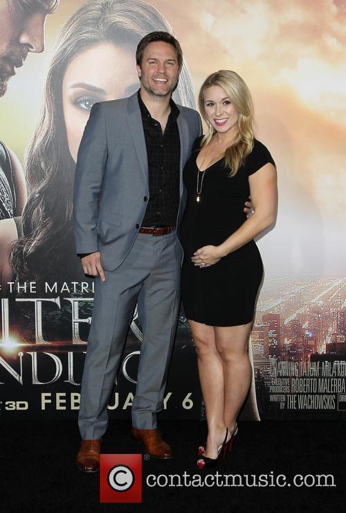 Scott Porter and Kelsey Mayfield 2