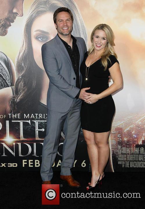 Scott Porter and Kelsey Mayfield 3