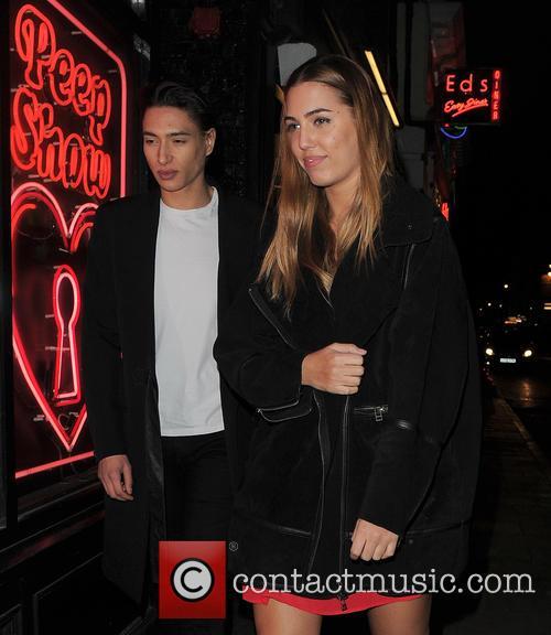 Natt Weller and Amber Le Bon 5