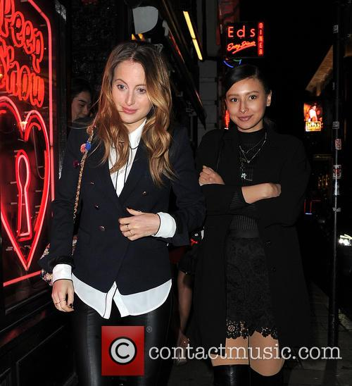 Rosie Fortescue and Leah Weller 3