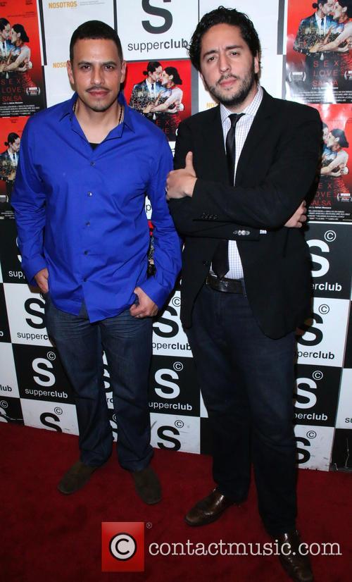 Al Marchesi and Adrian Manzano 2