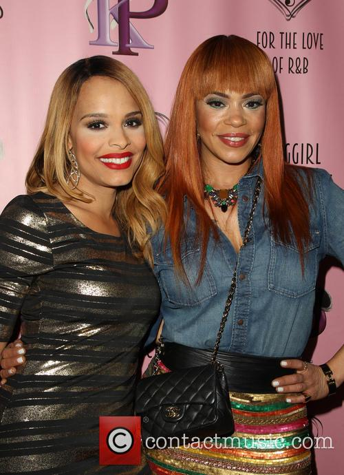 Antonique Smith and Faith Evans 10