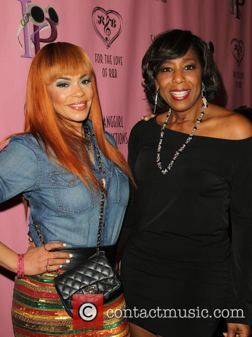 Faith Evans and Dawnn Lewis 4
