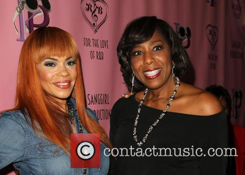Faith Evans and Dawnn Lewis 5