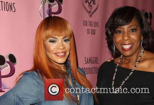 Faith Evans and Dawnn Lewis 7