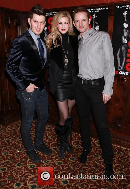 Jennifer Nettles, Denny Paschall, Angel Reda and David Bushman 5
