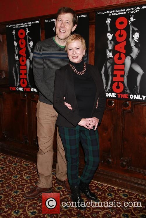 Eve Plumb and John Bolton 2