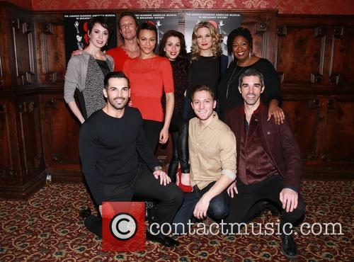 Melissa Rae Mahon, Ryan Lowe, Carly Hughes, Donna Marie Asbury, Jennifer Nettles, Natasha Yvette Williams, Michael Scirrotto, Adam Jepsen and Peter Nelson 2