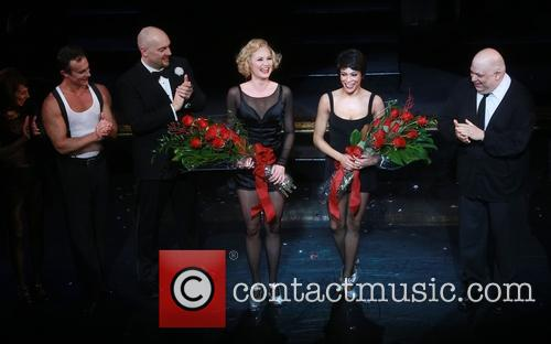 Donna Marie Asbury, R. Lowe, Alexander Gemignani, Jennifer Nettles, Carly Hughes and Raymond Bokhour 4