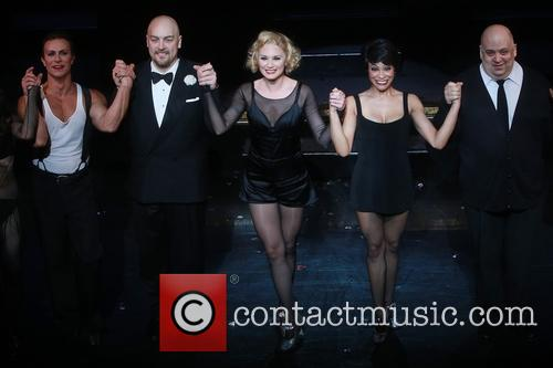 R. Lowe, Alexander Gemignani, Jennifer Nettles, Carly Hughes and Raymond Bokhour 3