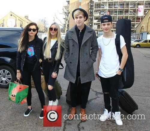 Only The Young, Parisa Tarohmani, Betsey Blue English, Mikey Bromley and Charlie George 10