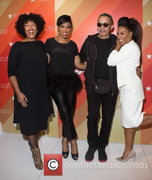 Johnetta Boone, Jacque Reid, Stephen Burrows and June Ambrose 1