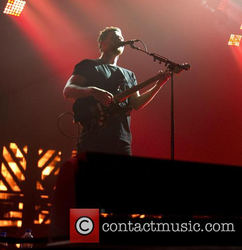 British band Alt- J performs at the Heineken...