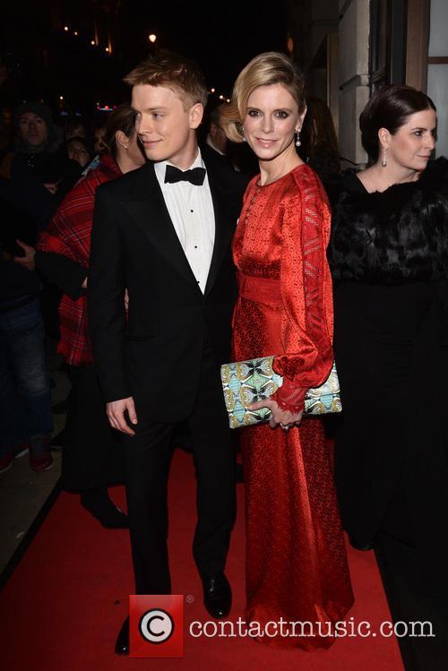 Freddie Fox and Emilia Fox 5