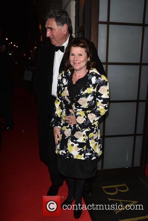 Imelda Staunton and Jim Carter 2