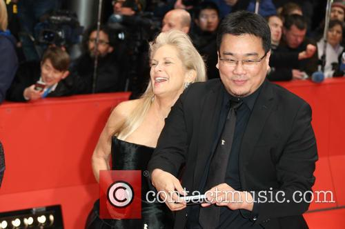 Martha De Laurentiis, Bong Joon-ho and Matthew Weiner 3
