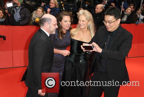 Martha De Laurentiis, Bong Joon-ho, Matthew Weiner and Claudia Llosa 4