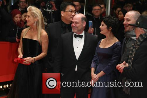 Martha De Laurentiis, Matthew Weiner and Audrey Tautou 7