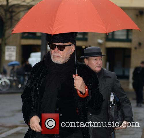 Gary Glitter and Paul Gadd 2