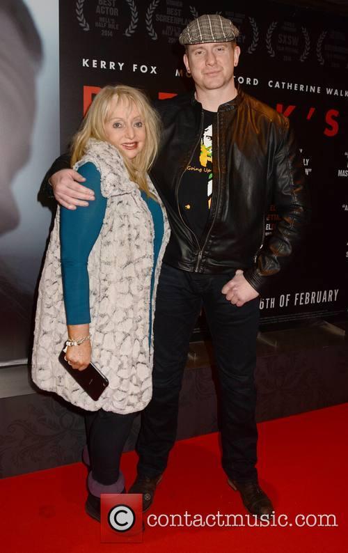 Damien Dempsey & Mother Adrianne Dempsey 3
