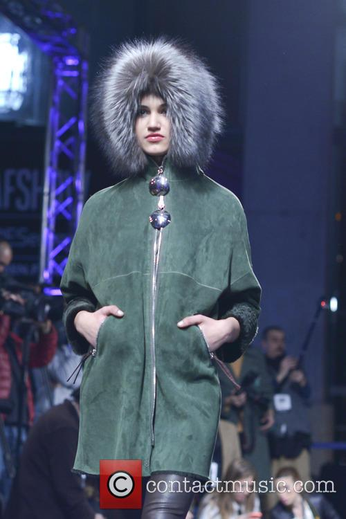 Mfshow Madrid, Marcos Luengo and Catwalk 1