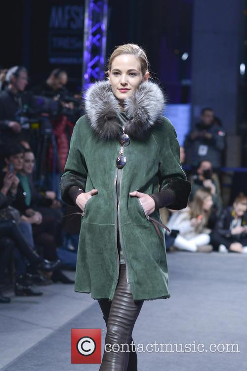 Mfshow Madrid, Marcos Luengo and Catwalk 5