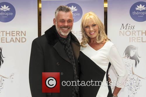Darren Clarke and Alison Clarke 2