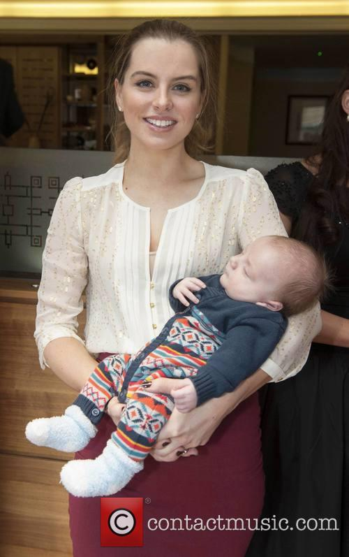 Lucy Evangelista Mccullough & Baby Luke 7